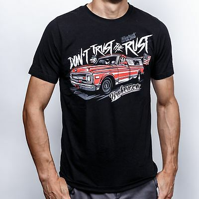 Farmtruck and AZN Street Outlaws Dont Trust The Rust Farmtruck Shirt