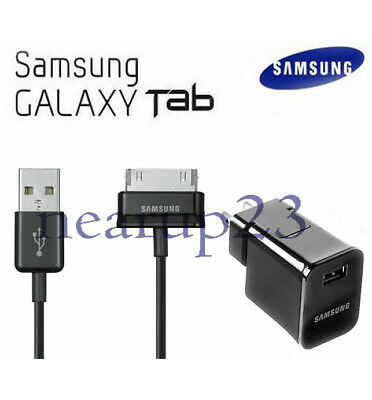 USA Travel Wall Charger Cable for 78-910-1 For Samsung Galaxy Tab 2 Tablet