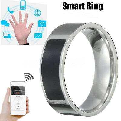 New NFC Smart Wearable Ring New Technology For Windows IOS Android Mobile Phone