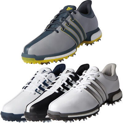 Adidas Mens Tour 360 Boost Golf Shoes  Brand NEW