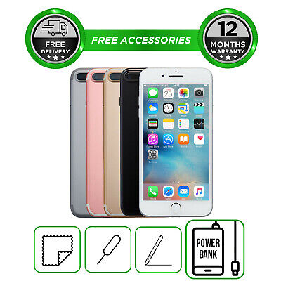 Apple iPhone 7 Plus 32GB 128GB 256GB All Colours Unlocked Smartphone