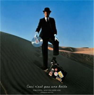 Pink Floyd-Wish You Were Here  CD  Box Set NEW