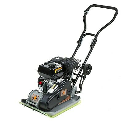 6-5HP Vibratory Plate Compactor 196cc - Dirty Hand Tools