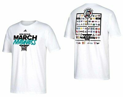 2018 Adult March Madness T-Shirt  - White