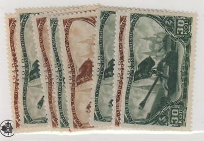 RUSSIA 1057 - 1058 MNH  MH OG    NO FAULTS EXTRA FINE