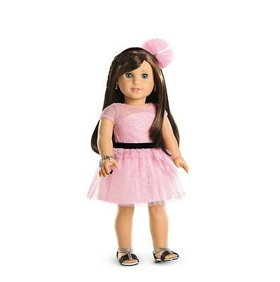 American Girl Grace Opening Night Dress Pink Outfit - NIB New