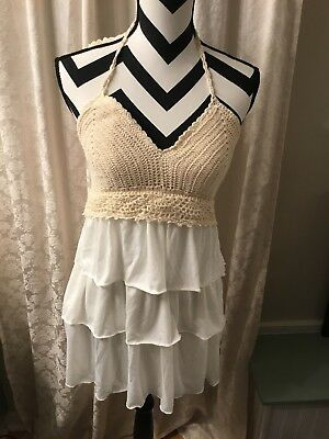 Wet Seal Sleeveless Top - Size Large