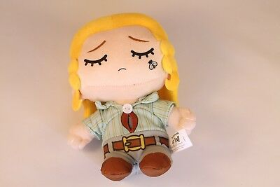 WESTWORLD DOLORES PLUSH DOLL SUPER EMO FRIENDS LOOTCRATE EXCLUSIVE NEW SEALED