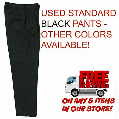 Used Uniform Work Pants Cintas Redkap Unifirst G-K Dickies and others