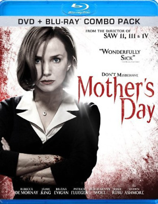 KINGJAIME-MOTHERS DAY  Blu-Ray NEW