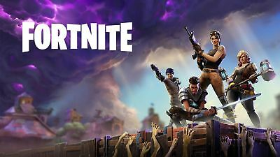 Fortnite Deluxe Edition Account With PVE PC  PS4 XBOX