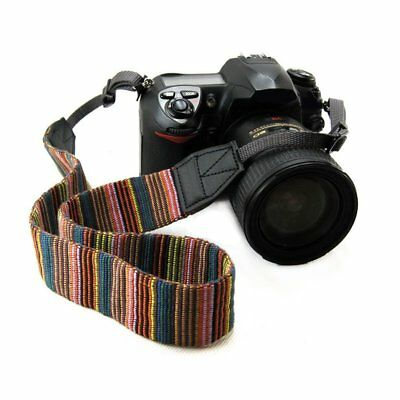 Vintage Shoulder Sling Belt Neck Strap for Camera SLRDSLR Nikon Canon Sony