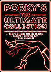 Porkys the Ultimate Collection New DVD Ships Fast