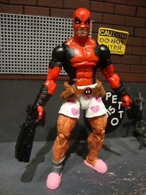 Marvel Legends SAURON WAVE in Hand CASUAL DEADPOOL