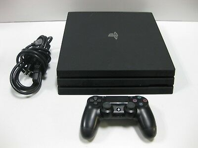 NICE Sony PlayStation 4 Pro 1TB Video Game Console