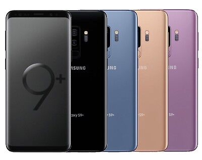 Samsung Galaxy S9- Plus SM-G965U 64GB GSMCDMA Unlocked T-Mobile AT-T Verizon