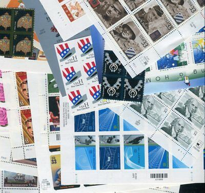 Postcard 100 -35 cent 2 stamp-combo rate discount postage  at 29 OFF