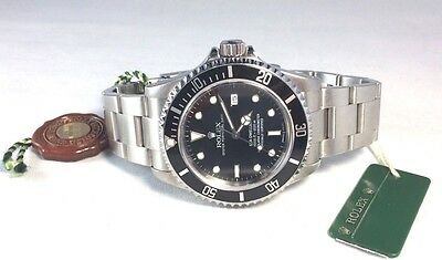 ROLEX MENS SEA DWELLER SS REF- 16600