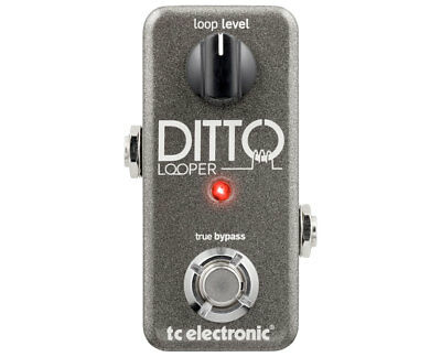 TC Electronic Ditto Looper Pedal Guitar Effects - PROAUDIOSTAR-