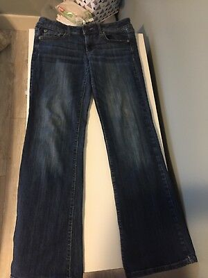 American Eagle Outfitters Womens Jeans Favorite Boyfriend Stretch Size 6 Regular