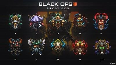 Call Of Duty Black Ops 4 - Leveling Service - 1 Hour Of Playtime PlayStation