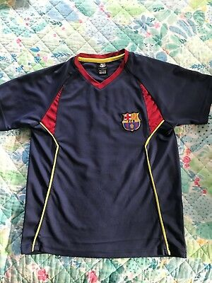 Lionel Messi FC Barcelona Jersey Youth Medium