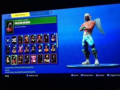 OG fortnite account