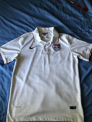 USA Nike World Cup Home Jersey