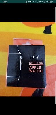 Apple Watch 3 case Julk iwatch Screen Protector TPU All-Around Protective case