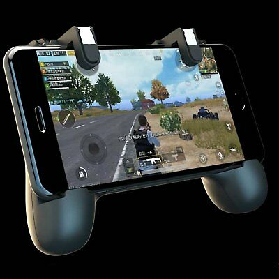 Mobile Controller gamepad Charger Cooling Fan Fortnite Game PUBG Shooter Phones