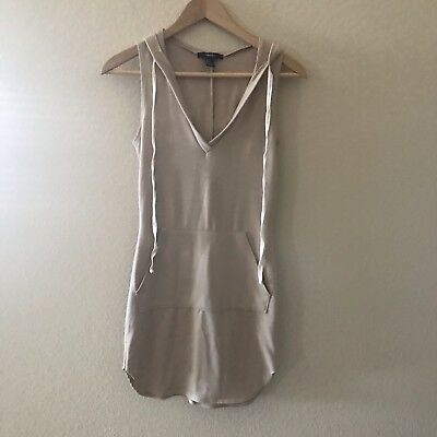 Forever 21 Womens tan tunic Size Small