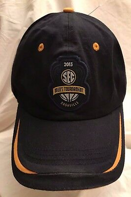 SEC Mens Tournament 2013 Nashville Ball Cap  Gear for Sports Headwear