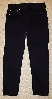 American Eagle Outfitters High-Rise Girlfriend Jeans Black Size 4 Short