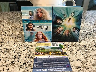 A Wrinkle In Time  Bluray - DVD Target Exclusive Digibook