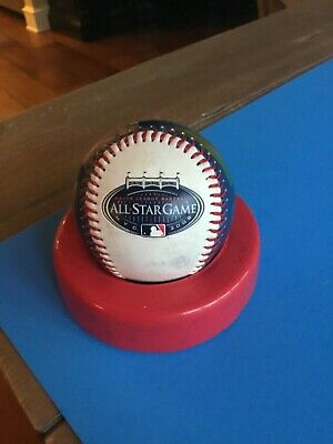 2008 ALL Star Game Baseball Yankee Stadium  Charles Feeney Collection