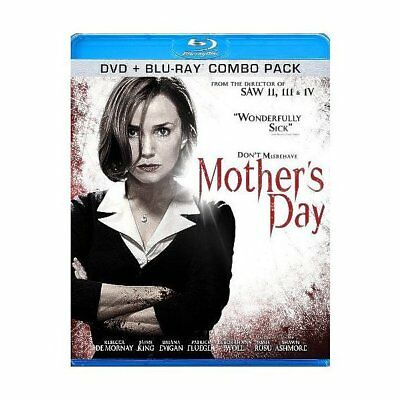 Mothers Day Blu-rayDVD Combo New DVDs