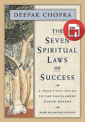 The Seven Spiritual Laws of Success A Practical Guide to the Fulfillment PDF