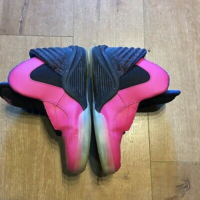 Rare Mens Supra Spectre Pink Black - Blue Shoes Sneakers Size Mens 10