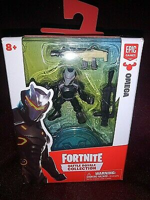 Fortnite Battle Royale Collection - Solo Figure Pack - OMEGA 2 inch - New