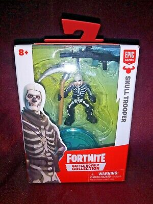Fortnite Battle Royale Collection Skull Trooper New