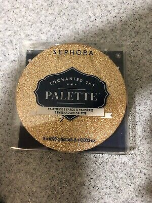 SEPHORA COLLECTION Enchanted Sky Eyeshadow Palette Limited Edition New in Box