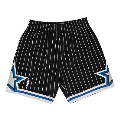 Mens Mitchell - Ness NBA Swingman Shorts Orlando Magic