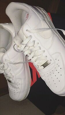 Nike Air Force 1 One Low Top White