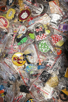 Disney Trading Pins Pin Lot of 10 No Duplicates All Authentic No Doubles