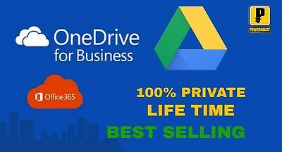 2 UNLIMITED GOOGLE DRIVE FOR EXISTING ACC - 1 ONEDRIVE 5TB - 1 365 NEW BEST OFER