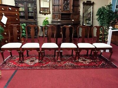 Pennsylvania House Queen Anne Dining Chairs Each - Delivery Available