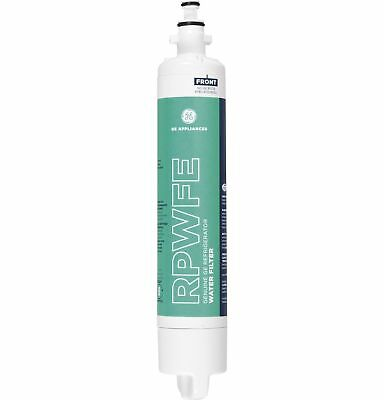 Authentic GE RPWFE Refrigerator Water Filter White