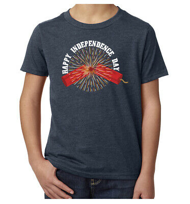 Happy Independence Day T-shirts  Kids 4th of July Shirts