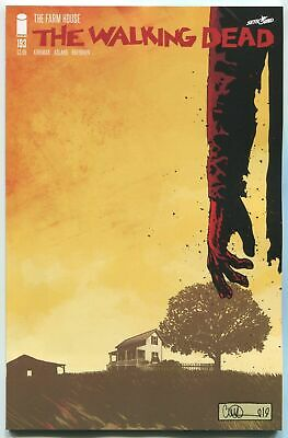 Walking Dead 193 1st Print  VFNM or Better  PRIORITY WITH FREE INSURANCE