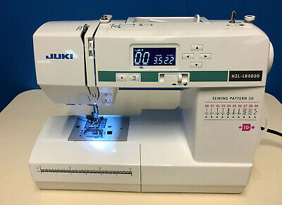 Juki HZL LB5020 LB 5020 Computerized Sewing and Quilting Machine